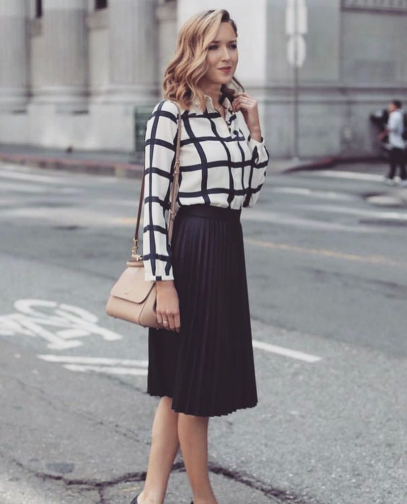 Business Casual Woman